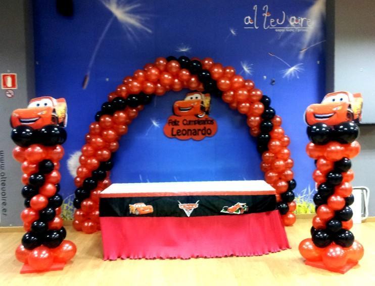 Globos y decoraciones con globos decoraciones de010 - Decoracion de bodegas y merenderos ...